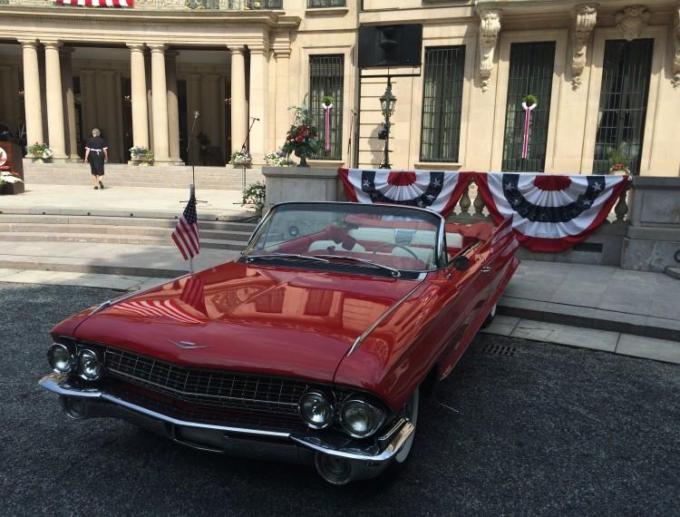 Americká ambasáda slaví již počtvrté s KV2 Audio